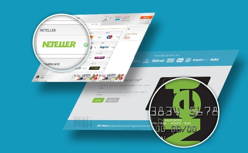 neteller online e-wallet payment method